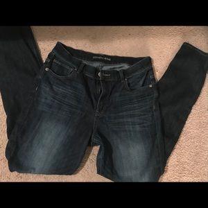Express High Waist Jeans